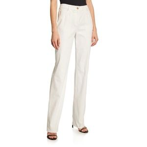 St. John Sport Essentials High Rise Twill Pants